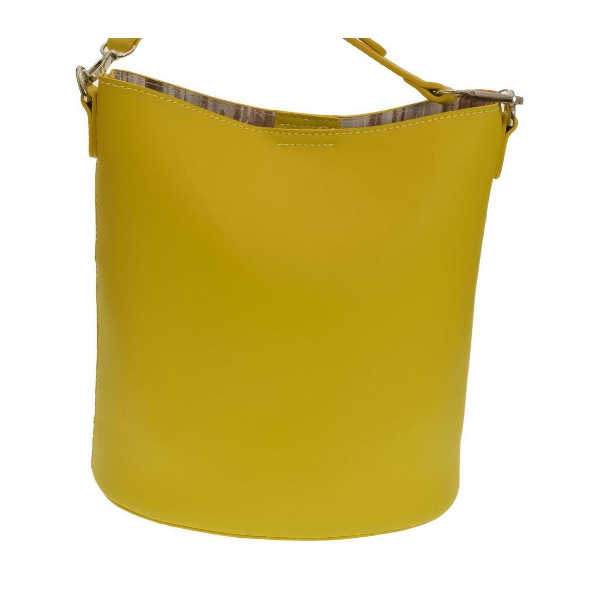 d38981f45 Dámska žltá kabelka INDI | Johnc.sk