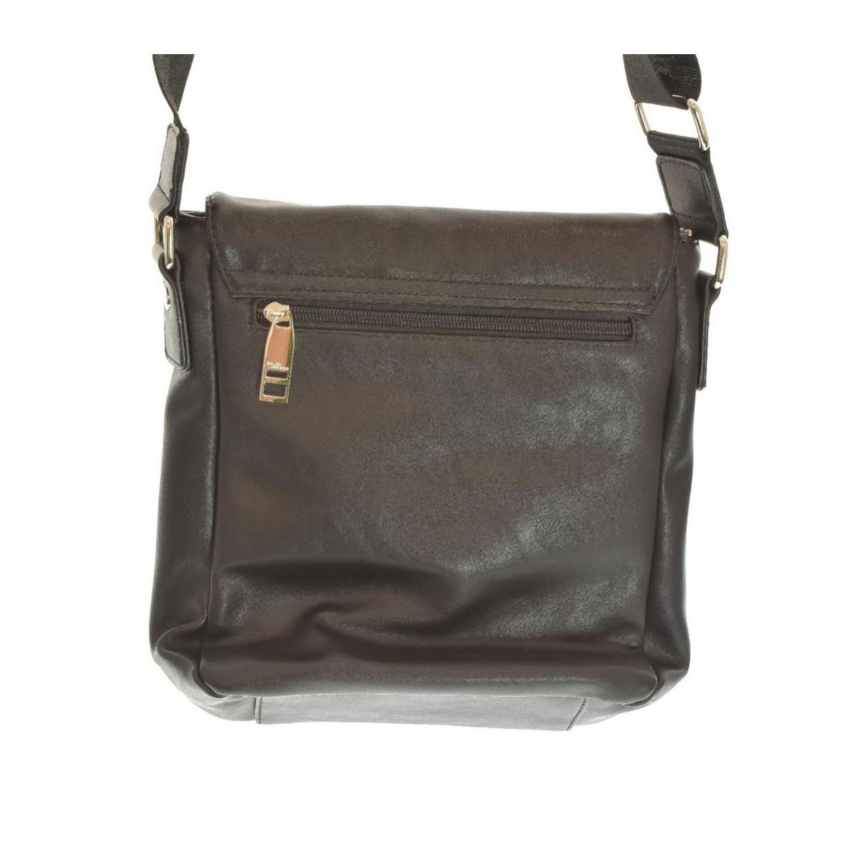 01e2df24d9 Pánska čierna taška JON - 4
