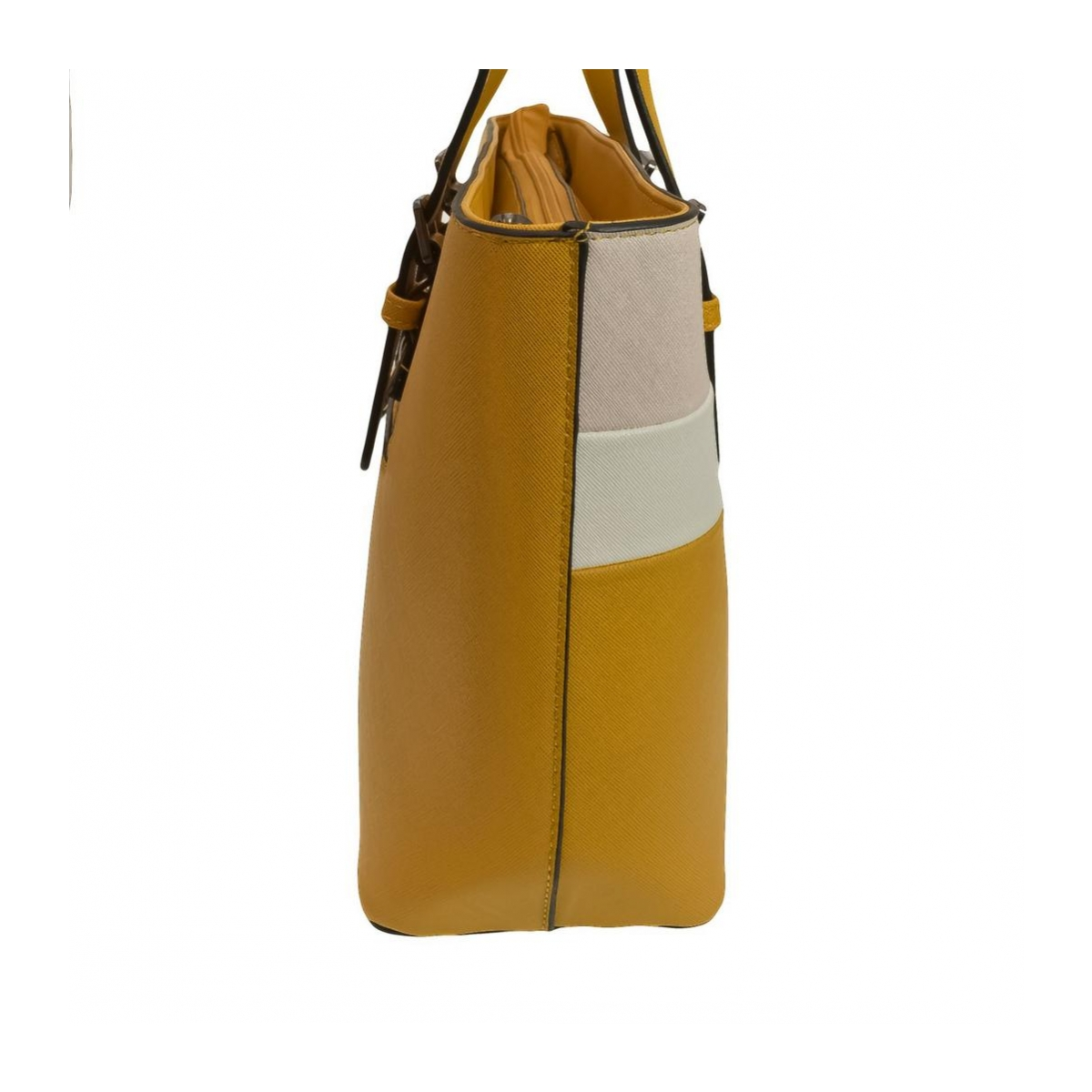 a1c9f3ad7 Dámska žltá kabelka NAMA | Johnc.sk