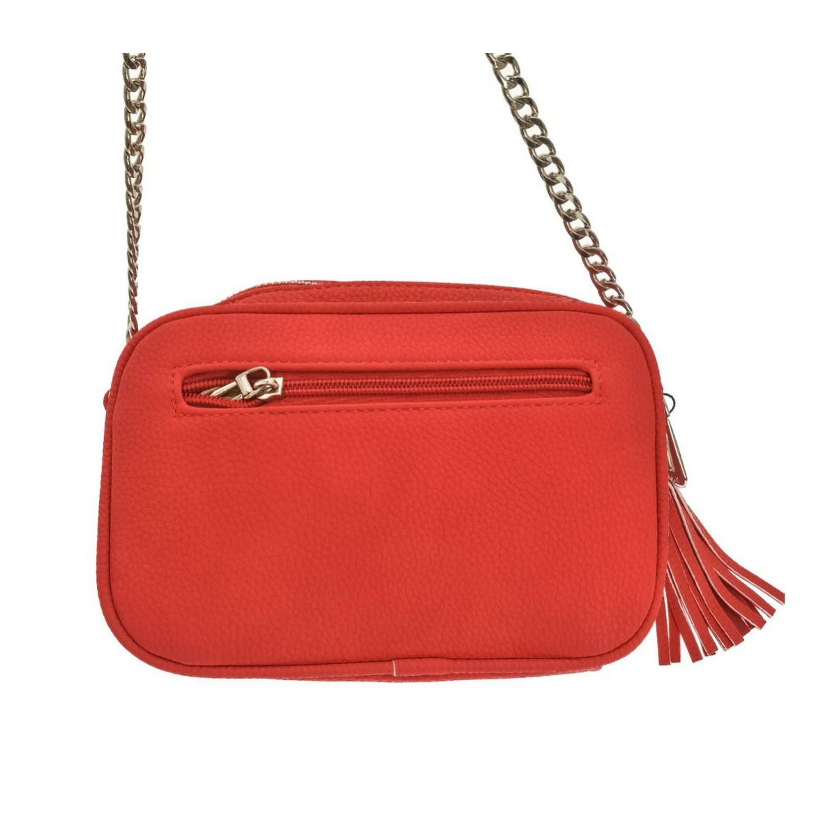 781558cb42 Dámska červená kabelka LISANA - 5