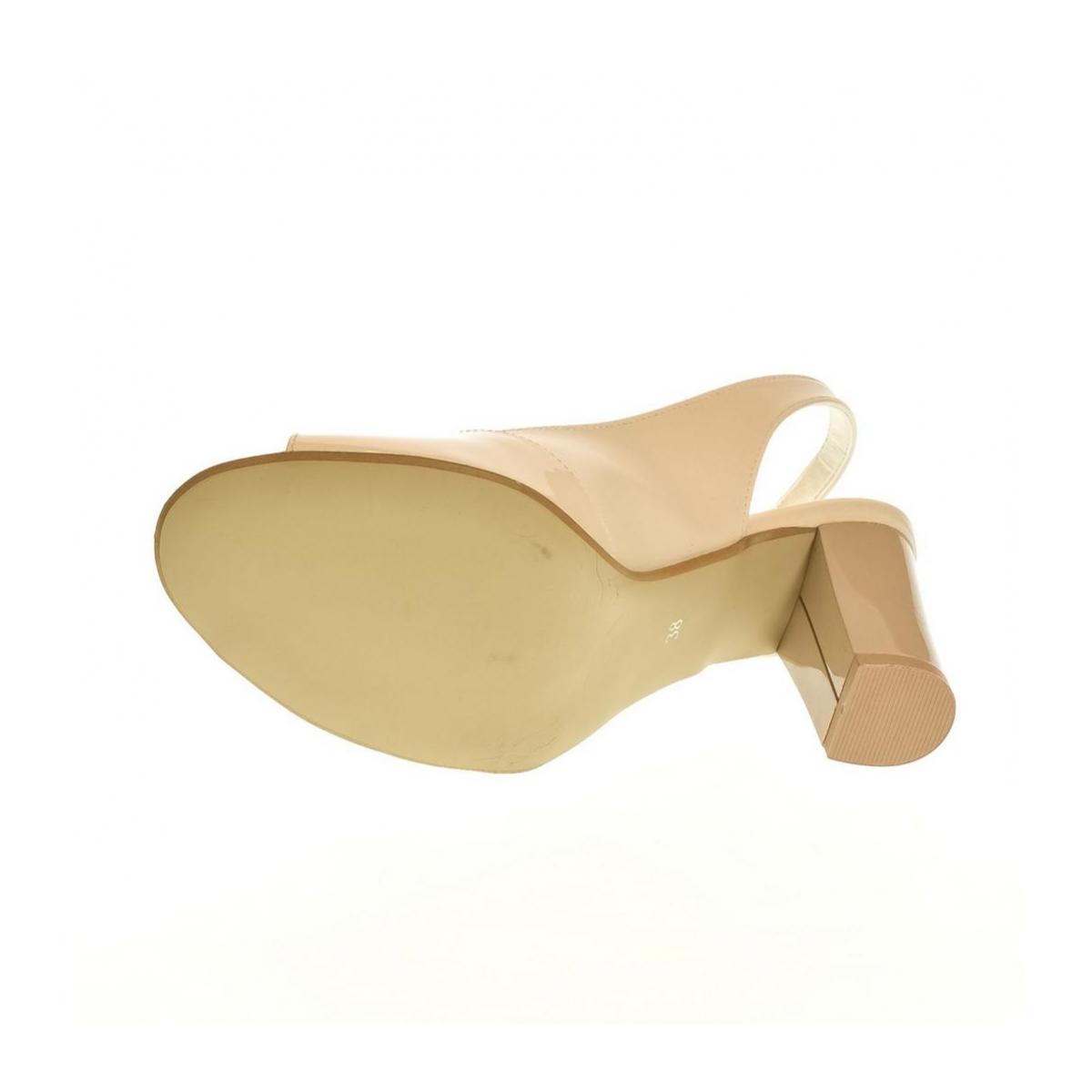 23c489f74b49 Dámske bežové sandále SAINA - 6