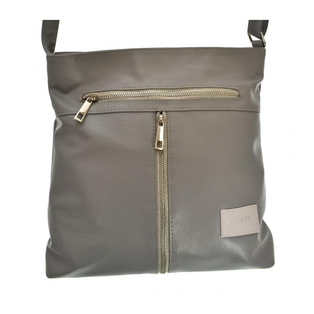 22150c163621 Dámska sivá kabelka IRIN - 2