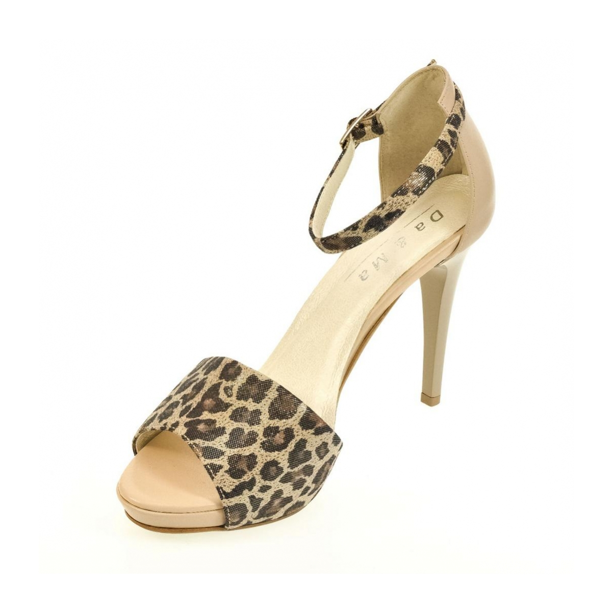 14b14e6efb Dámske hnedé sandále MIRELLI - 2