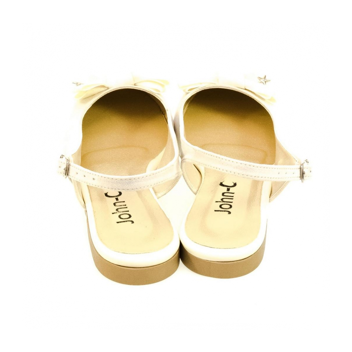 920cbead6665 Dámske krémové sandále SIARA - 3