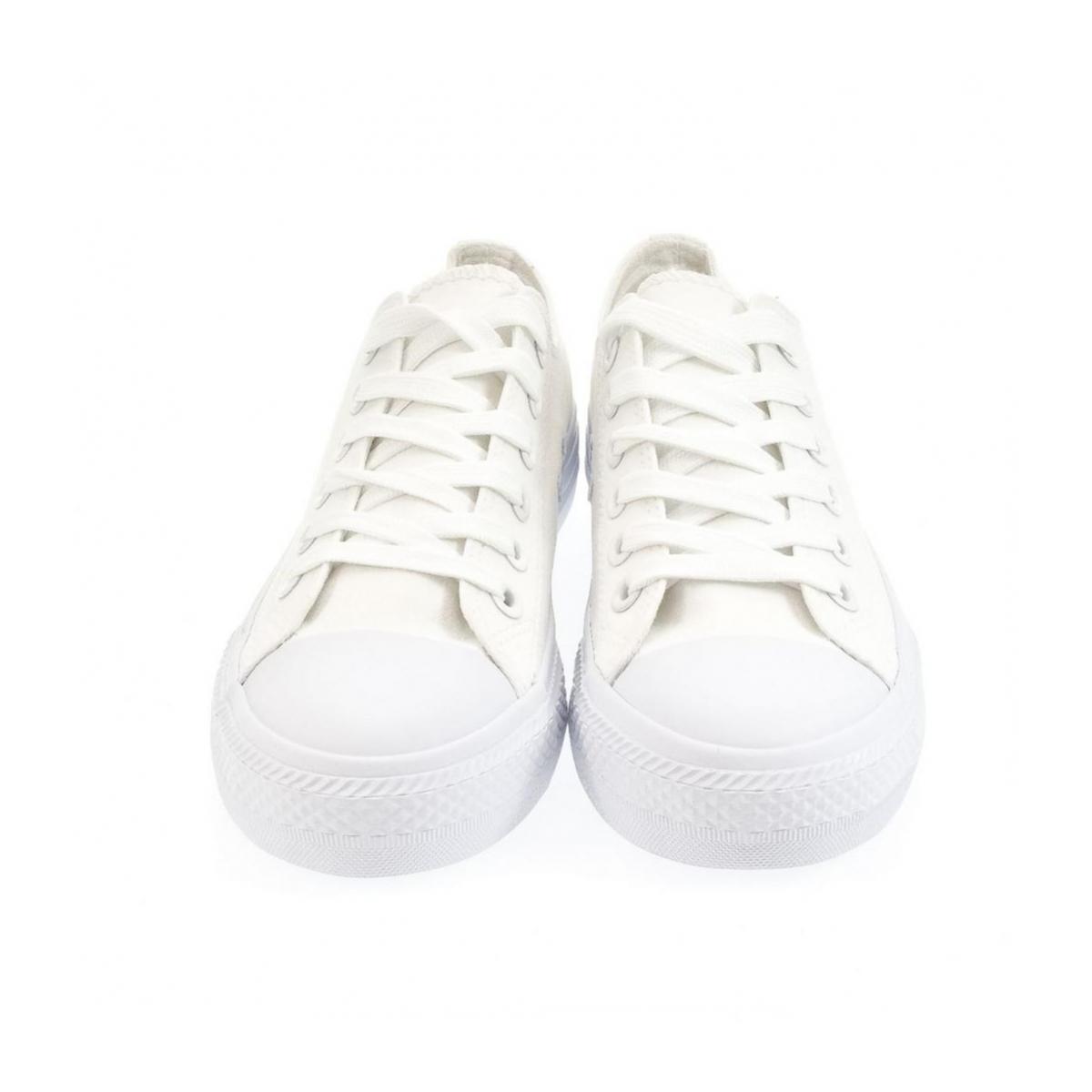 eeb703ffd7b78 Dámske biele tenisky MILY | Johnc.sk