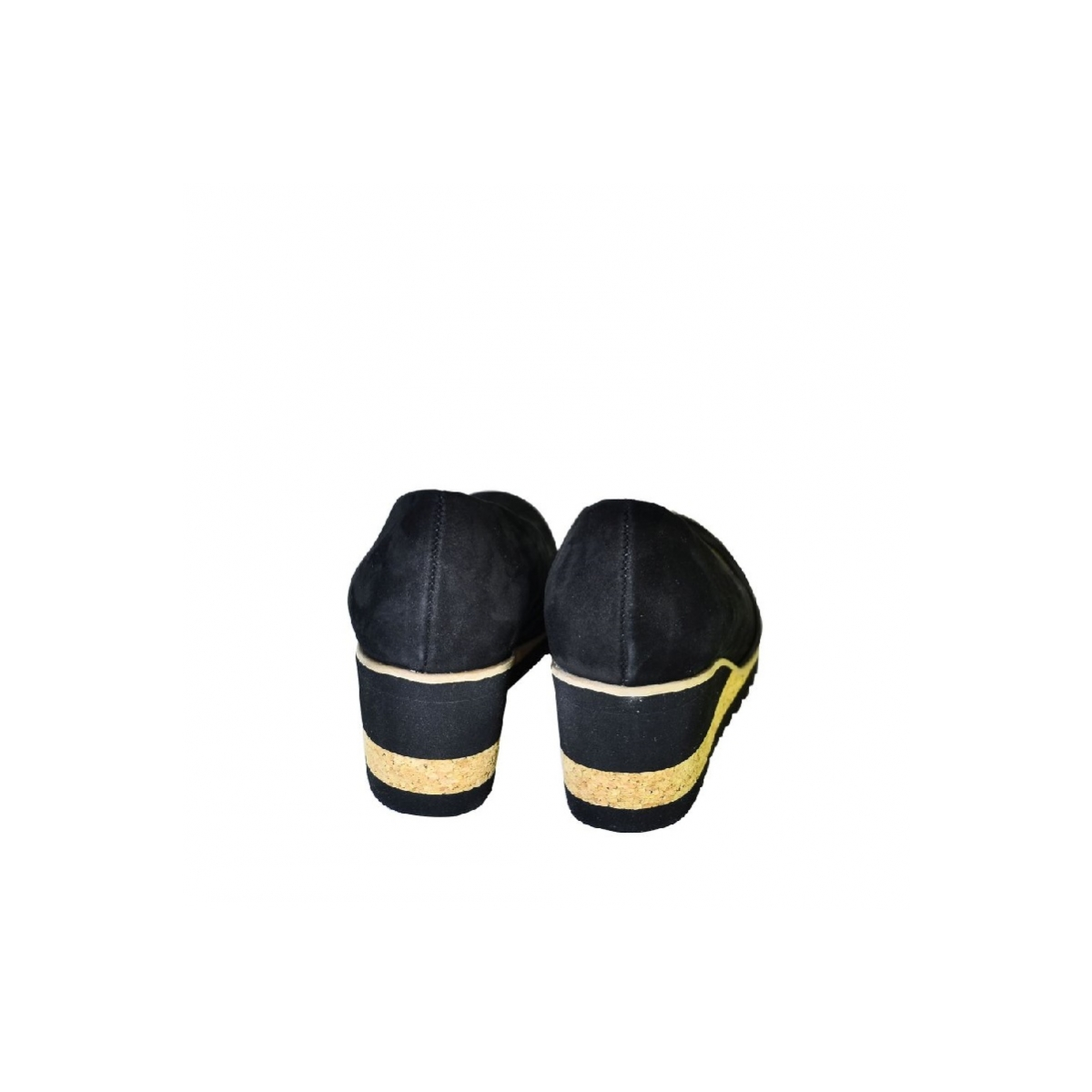 e37bc2c8ec Kožené čierne topánky na vysokom opätku Karino - 6