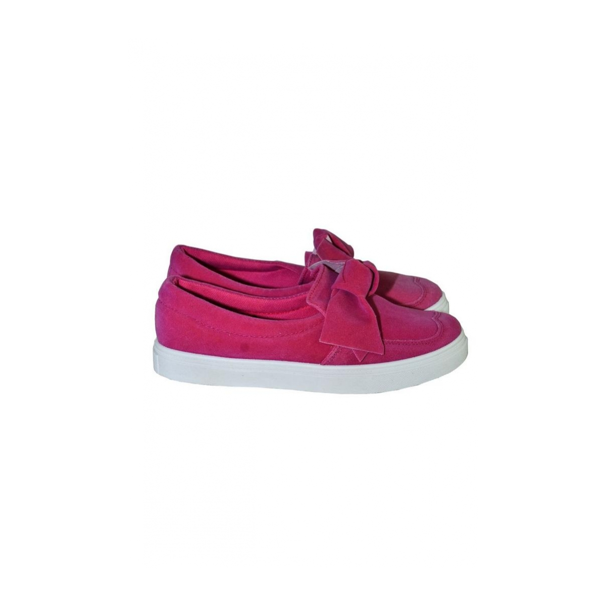 7ac1de4c18b61 Ružové topánky s mašličkou ARIA | Johnc.sk