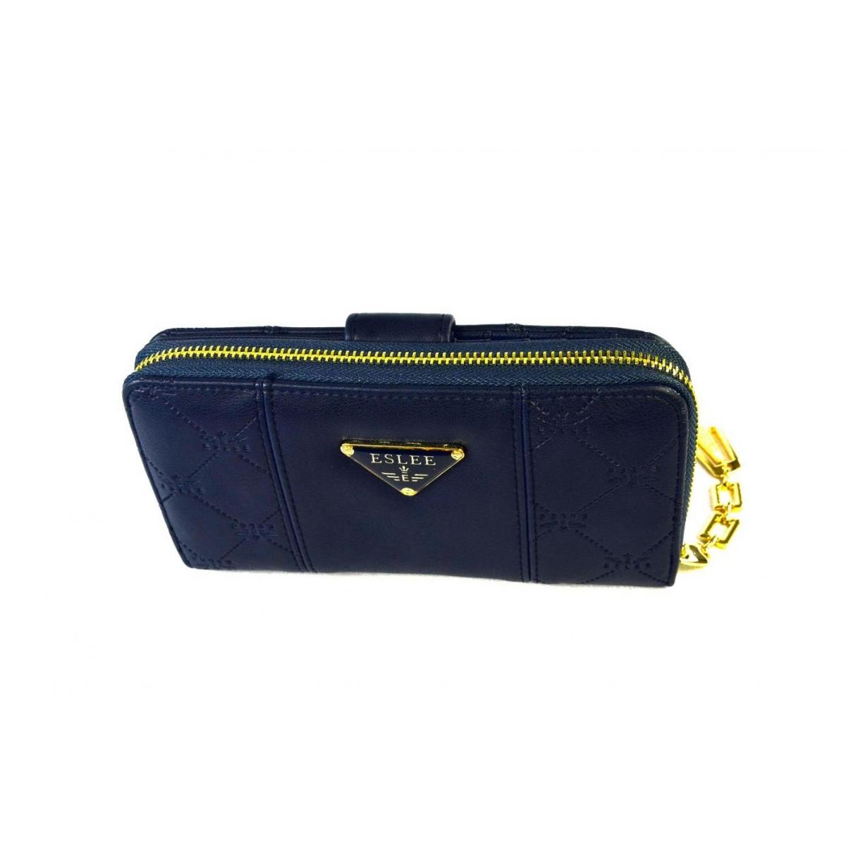 ef261945e410 Dámska tmavo-modrá peňaženka NORAH - 2