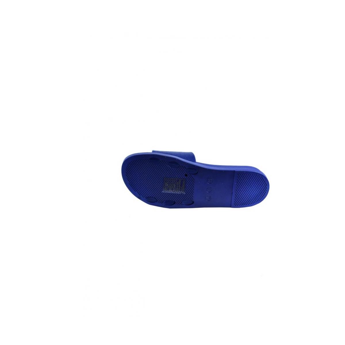 c5d2c9bd21d5 Dámske letné modré šľapky AMINA - 7