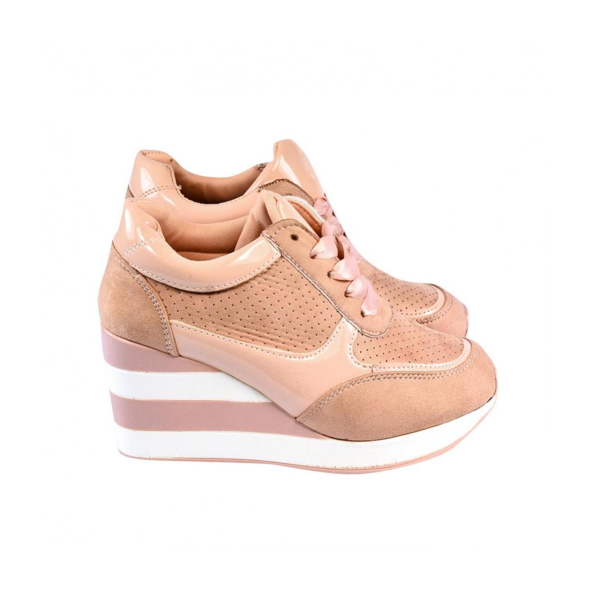 df82382a352b Dámske ružové topánky SPLIT - 2