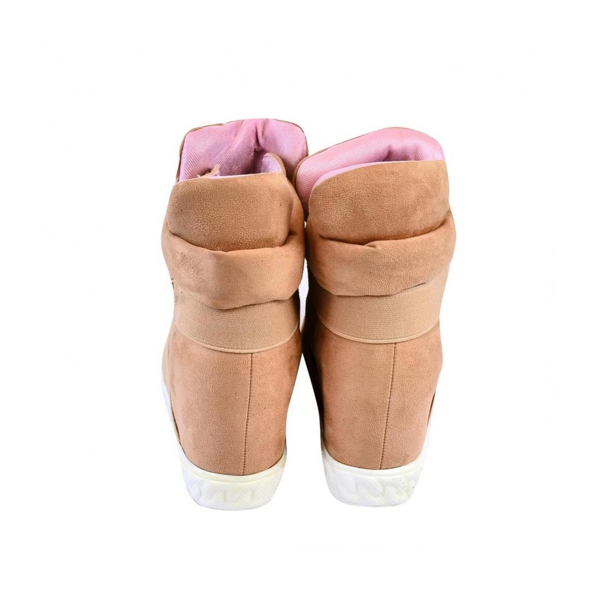 8db49dfb51 Dámske ružové čižmy ROPE - 4