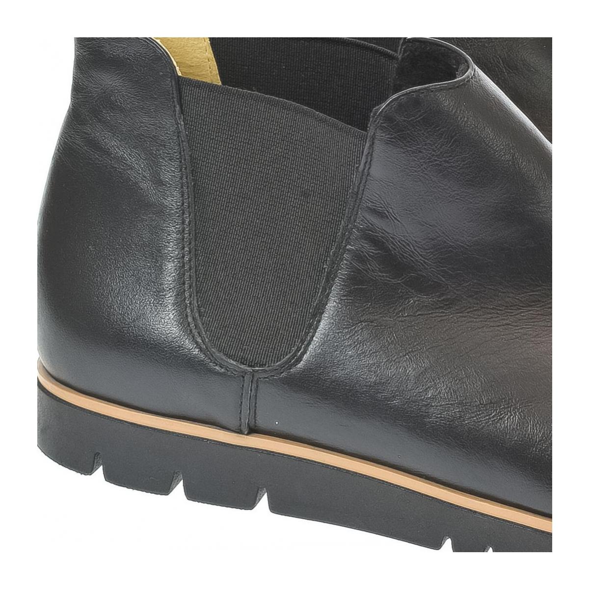 1fd5929665ffd Dámske čierne členkové topánky AURICIA   Johnc.sk