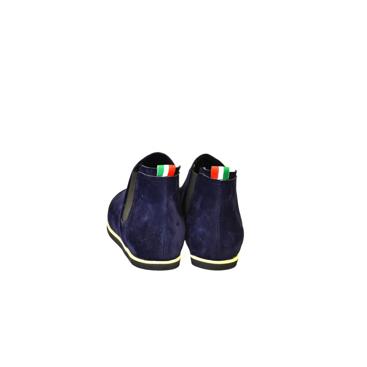 Dámske tmavo-modré členkové topánky ORIOS - 5 df97c1277a4
