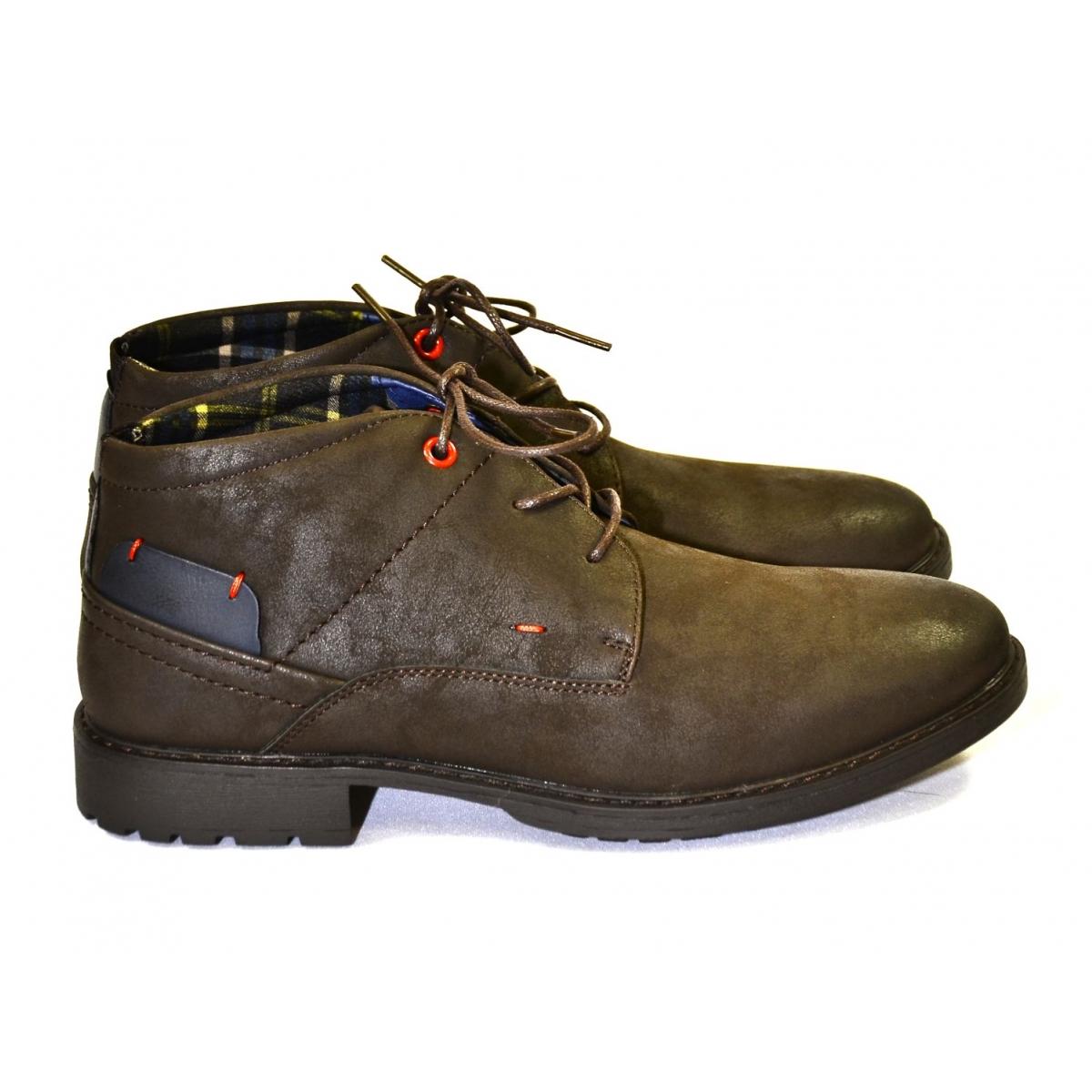 2fa6bc0d21 Pánske topánky MEZO - 2
