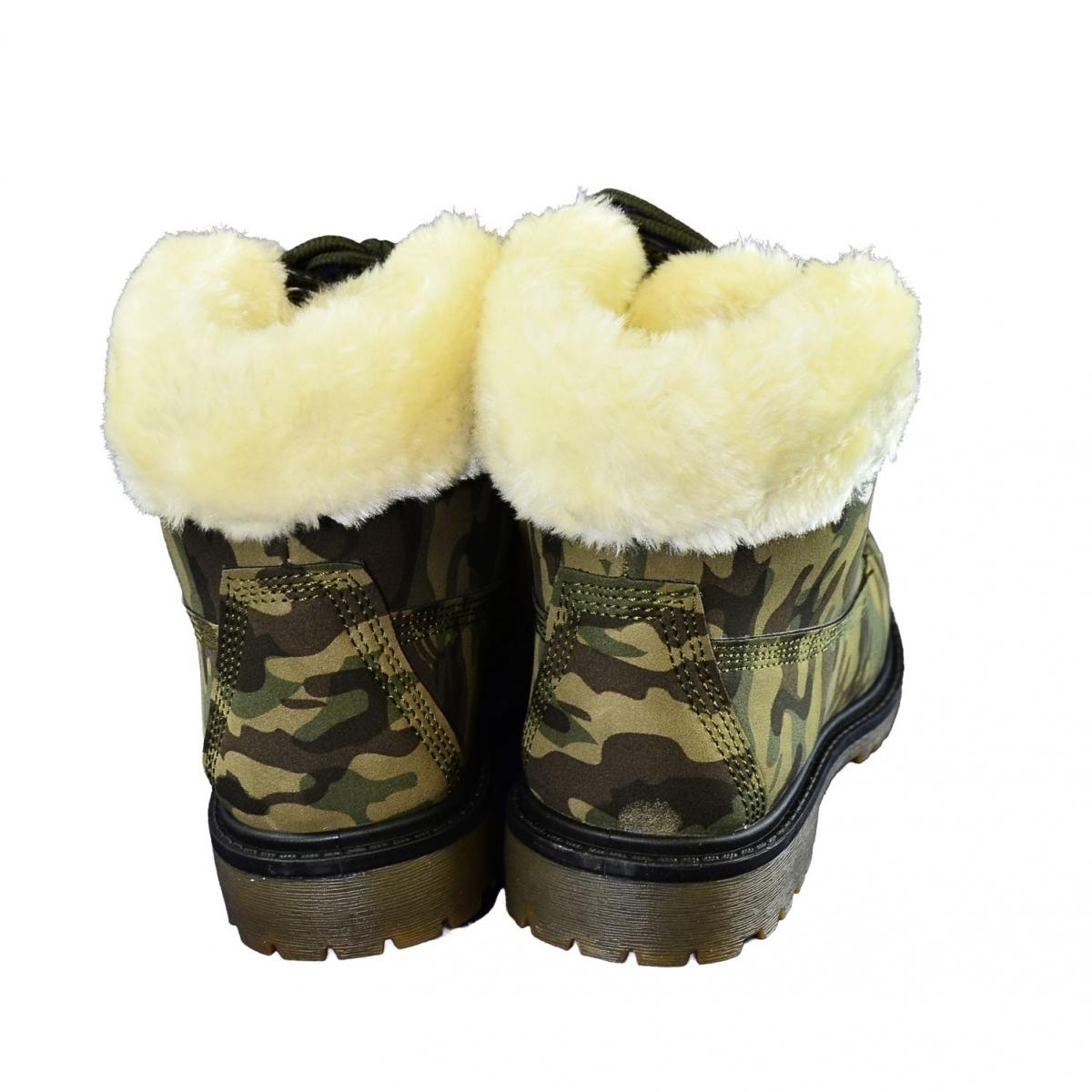 b27396d2dfd9 Dámske maskáčové topánky LEILA - 3