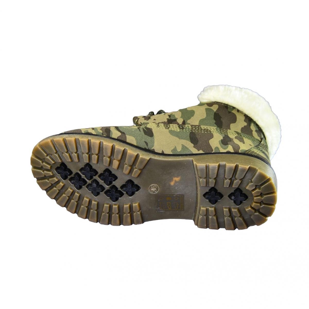 fdb4f1fe8d Dámske maskáčové topánky LEILA - 6