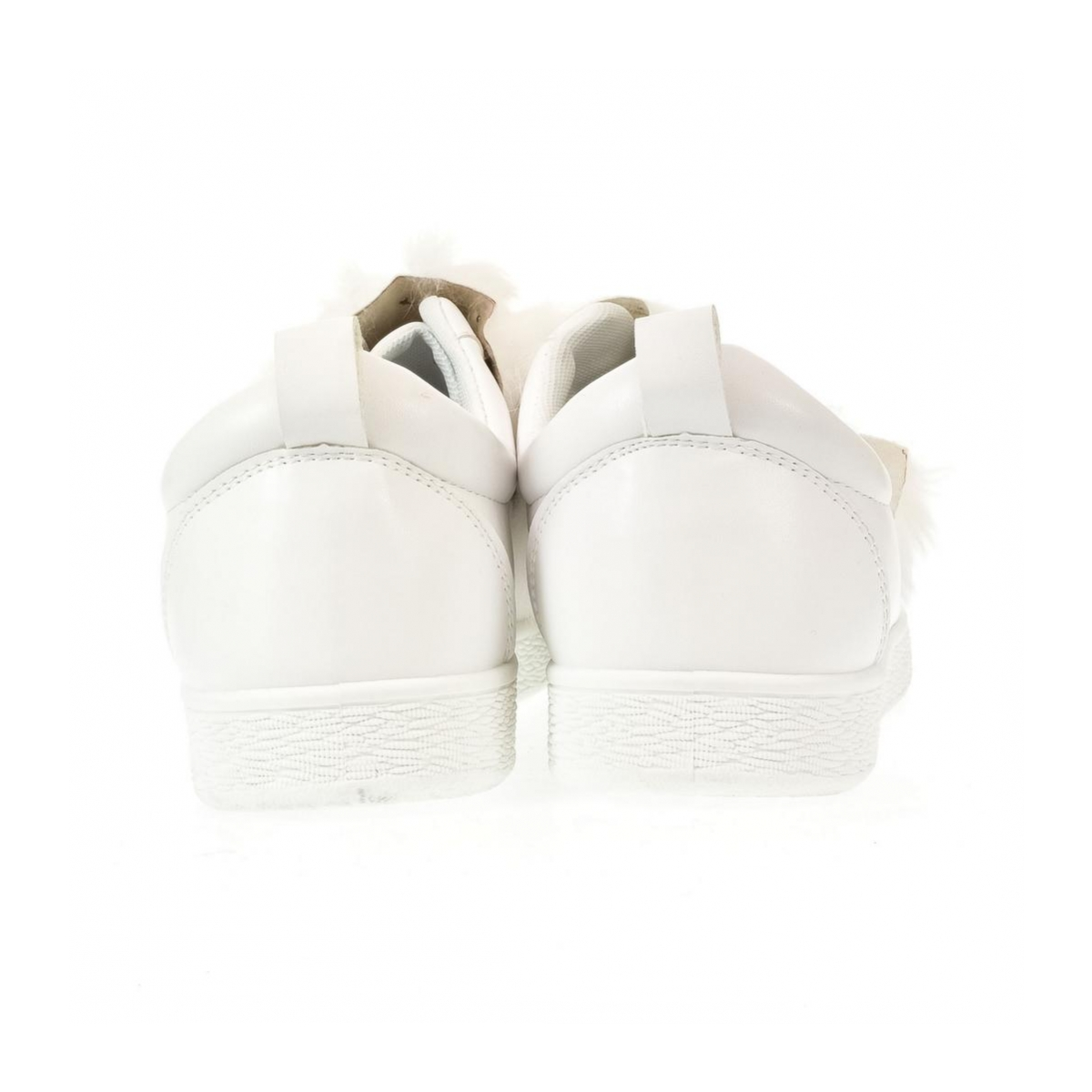 Dámske biele tenisky POPIDA - 4 194cb1eeb02