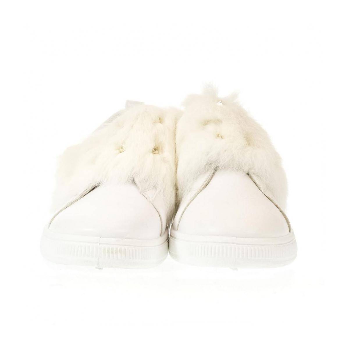 Dámske biele tenisky POPIDA - 2 1b181aeb0cd