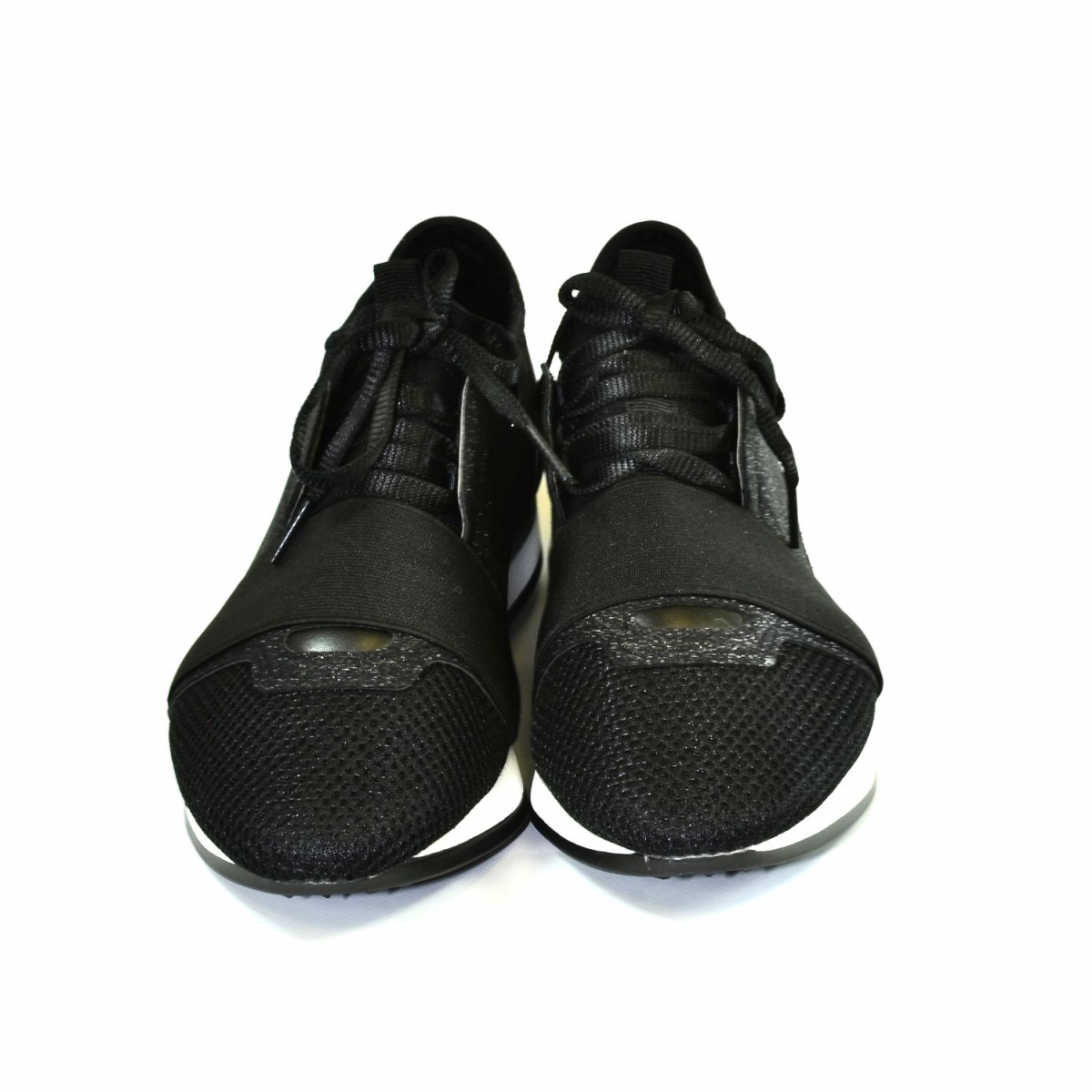 dd57fbc4cc97d Dámske čierne botasky BRIEN | Johnc.sk