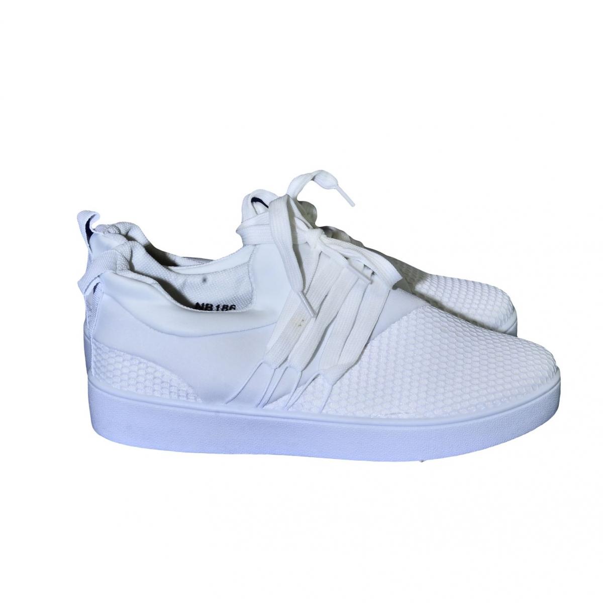 Dámske biele tenisky NABIN - 2 83996ea4921