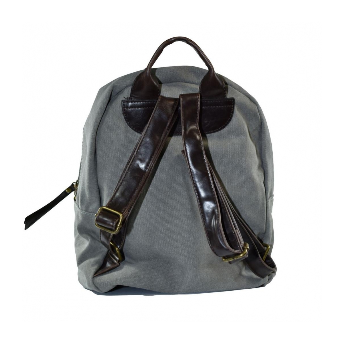 d26e742975 Dámsky sivý ruksak TAMBI