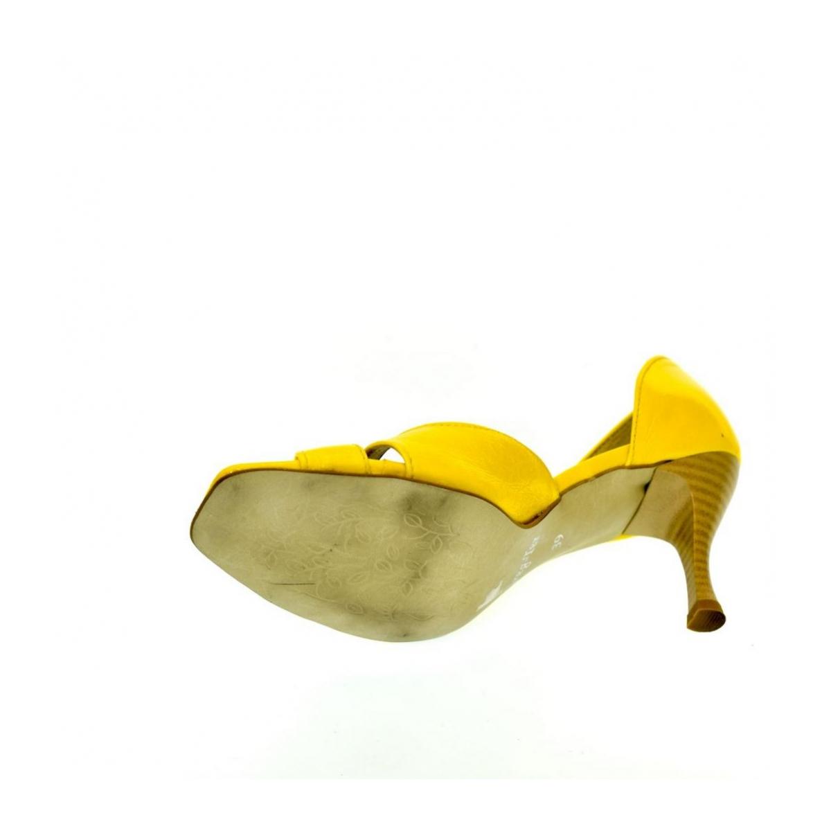 Dámske žlté lodičky TALIAS - 3 ade5b40a6f