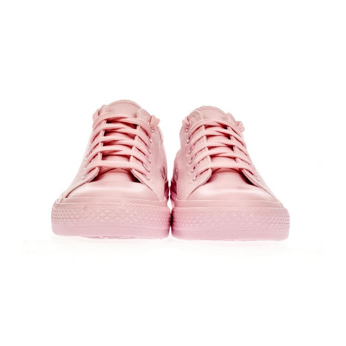 b6fae890afab Dámska svetlo-ružové tenisky REINA - 3