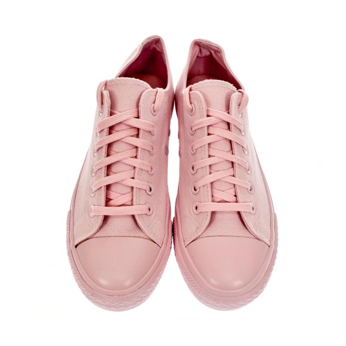 68d874c27077 Dámska svetlo-ružové tenisky REINA - 5