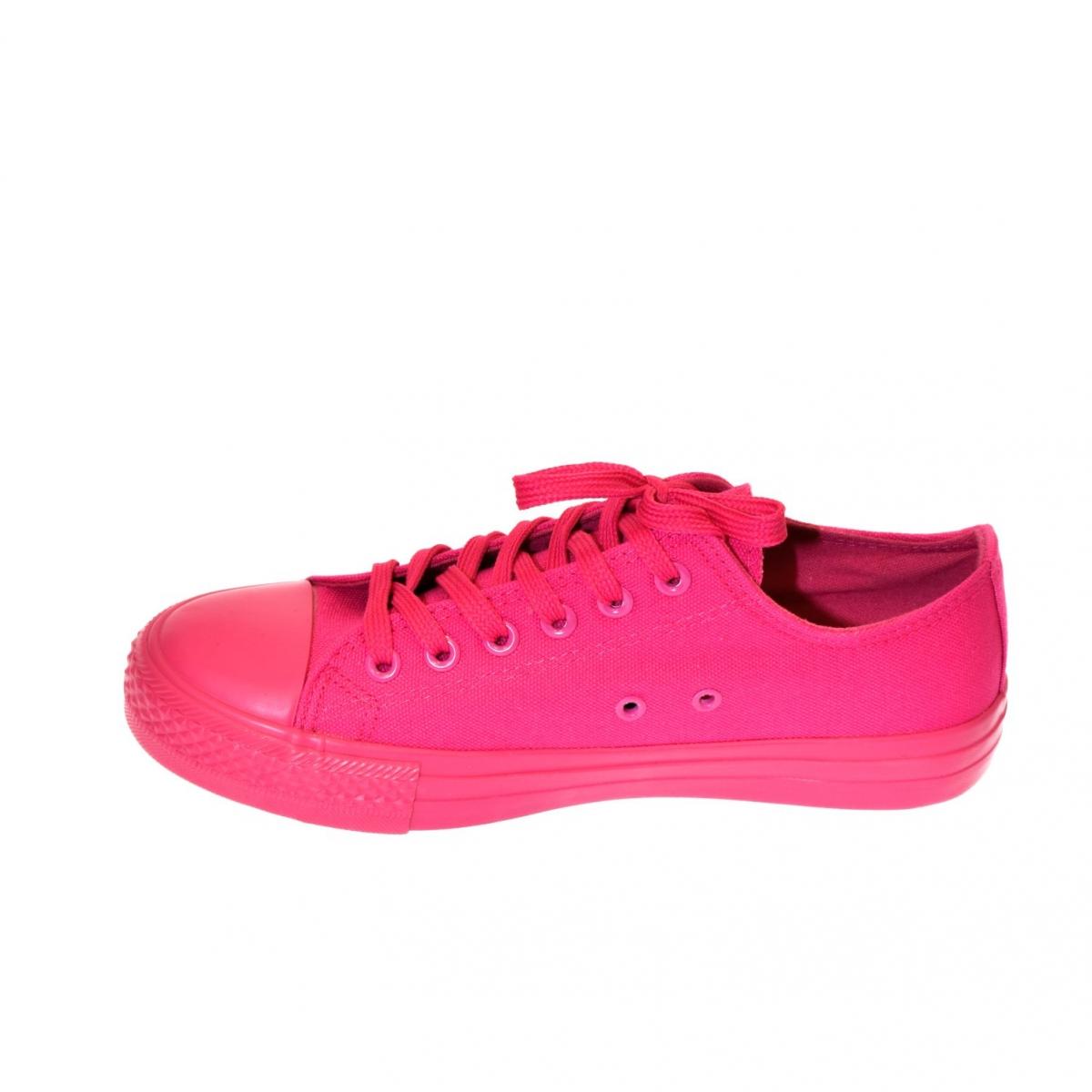 39a8b7fc826e Dámske ružové tenisky REINA - 3