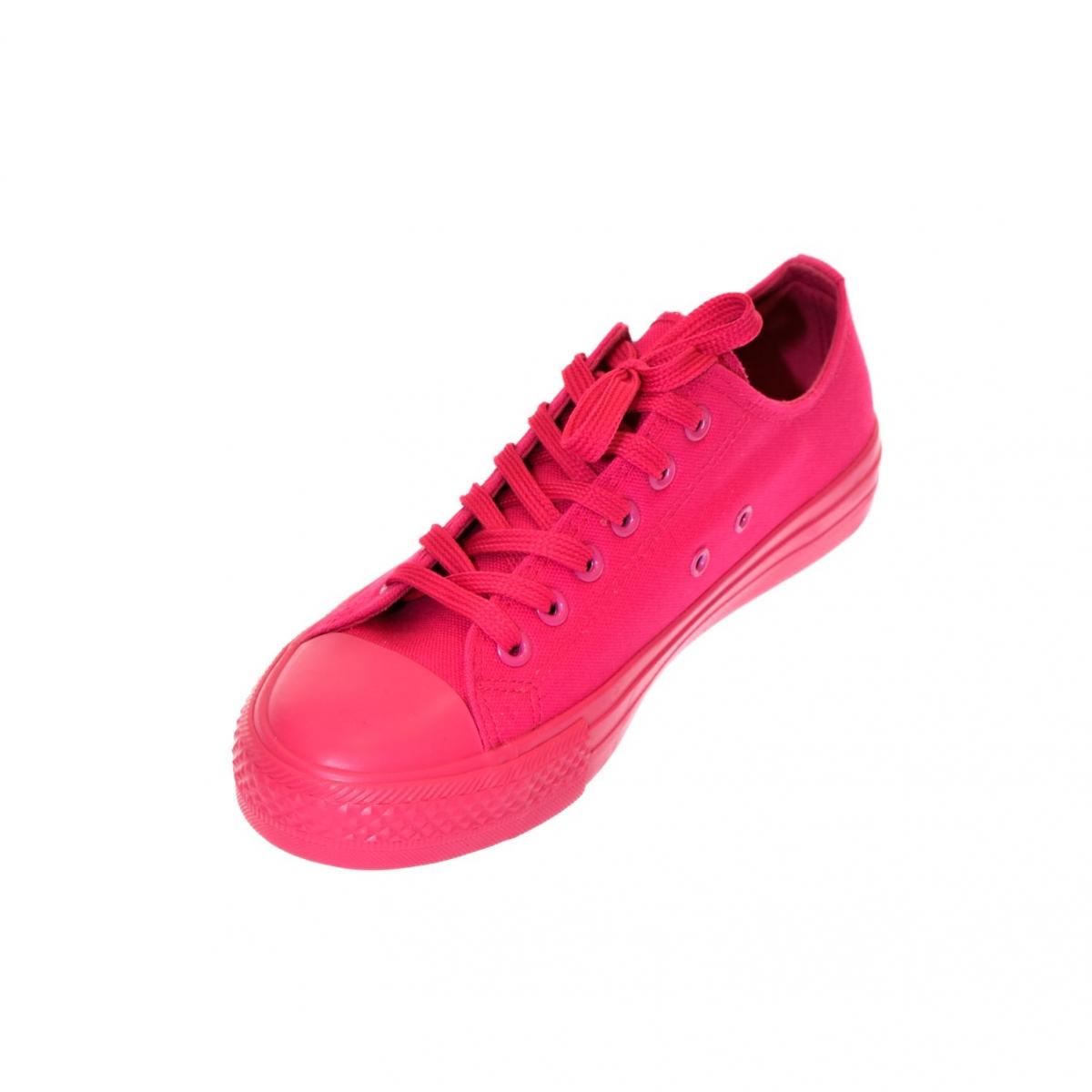 e43e49d85554 Dámske ružové tenisky REINA - 4