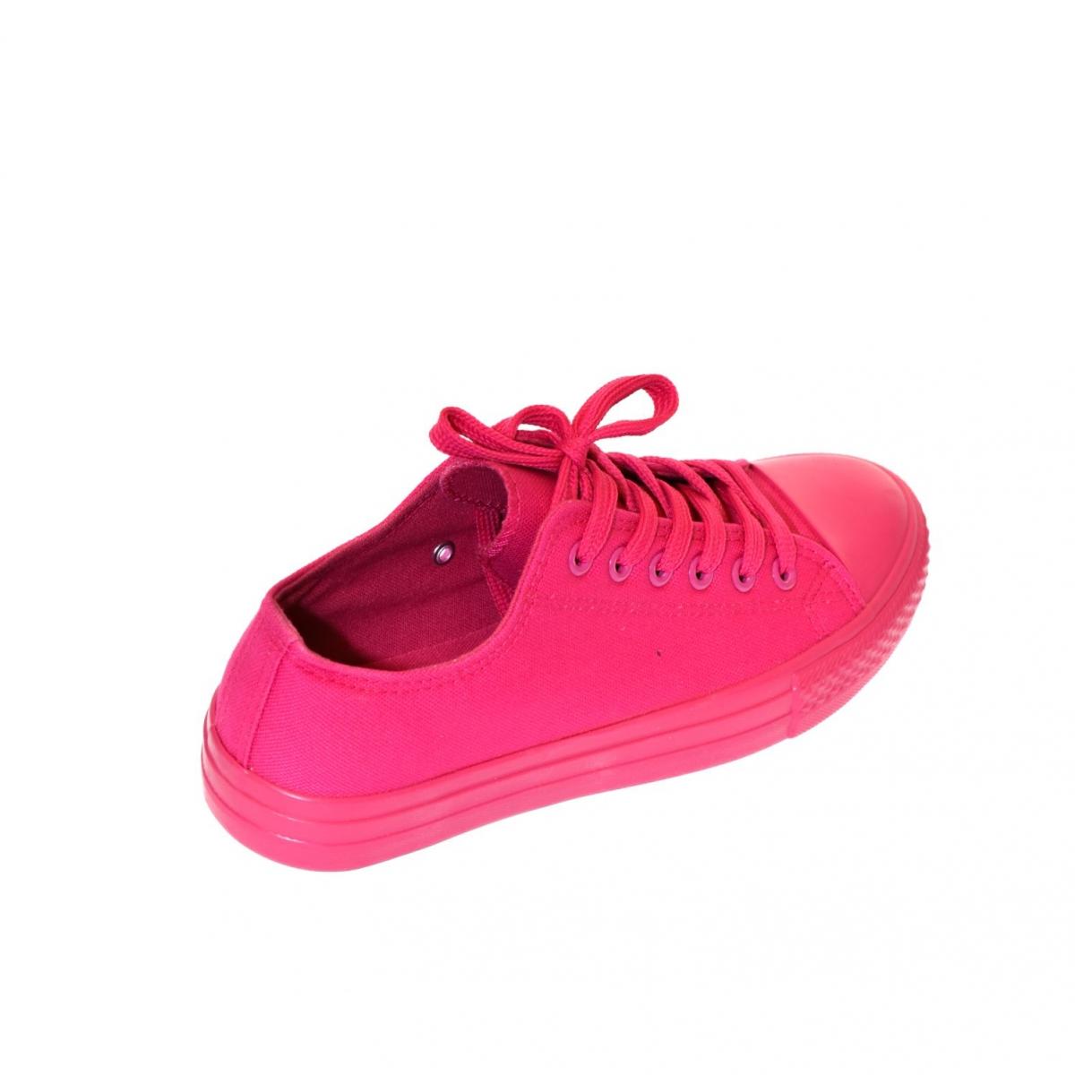 164b73428823 Dámske ružové tenisky REINA - 2