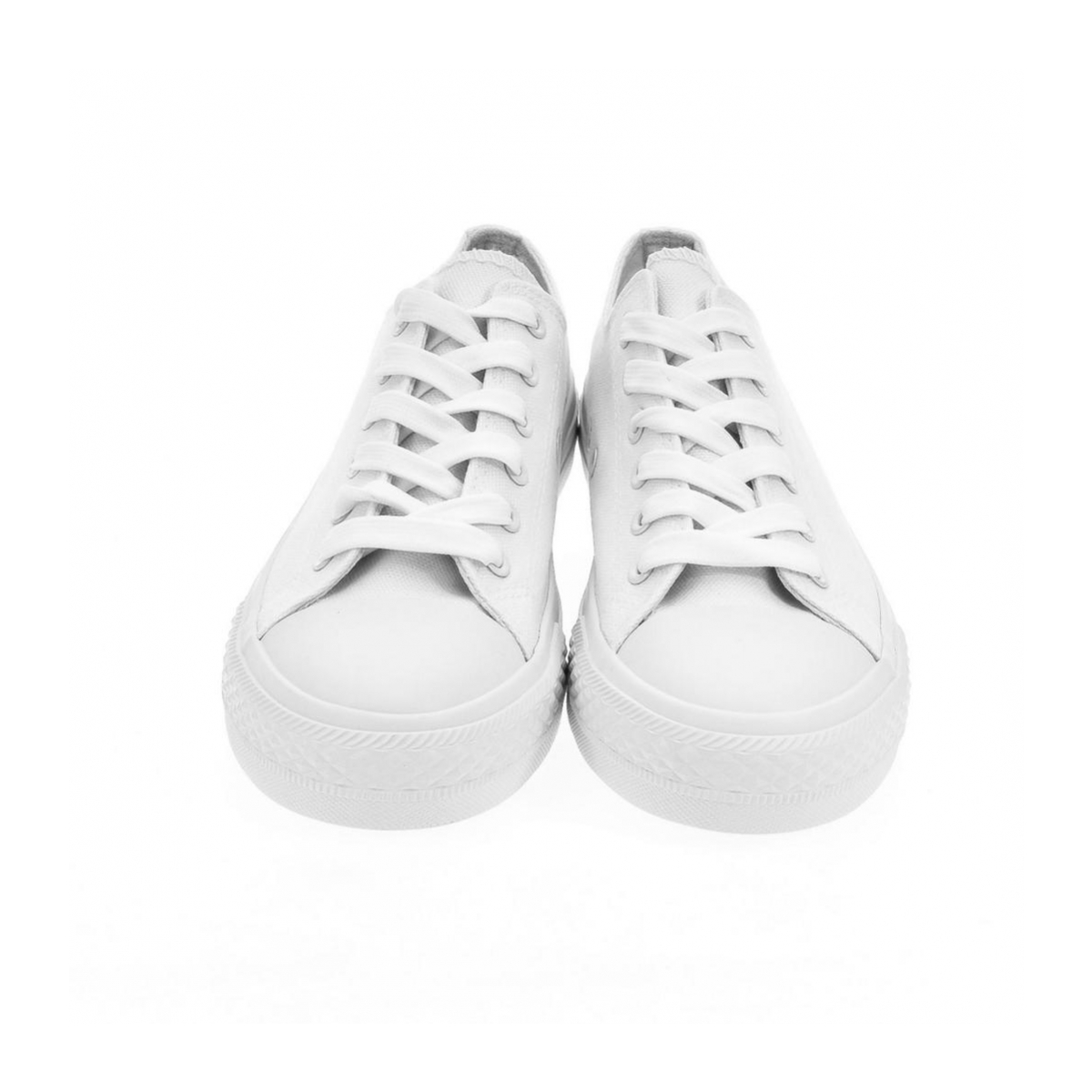 63674f936b09f Dámske biele tenisky REINA - 3