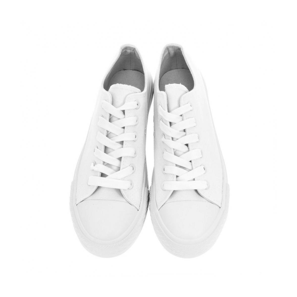70afae5b98ba Dámske biele tenisky REINA - 4