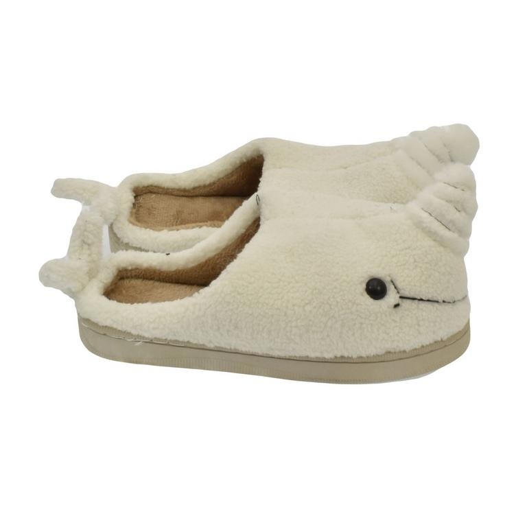 Dámske biele papuče TINKA