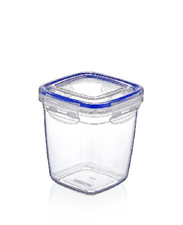 1075ml štvorcová nádoba s hlbokým ukladaním