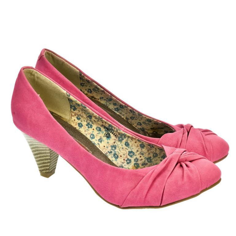 Dámske ružové lodičky PINKY