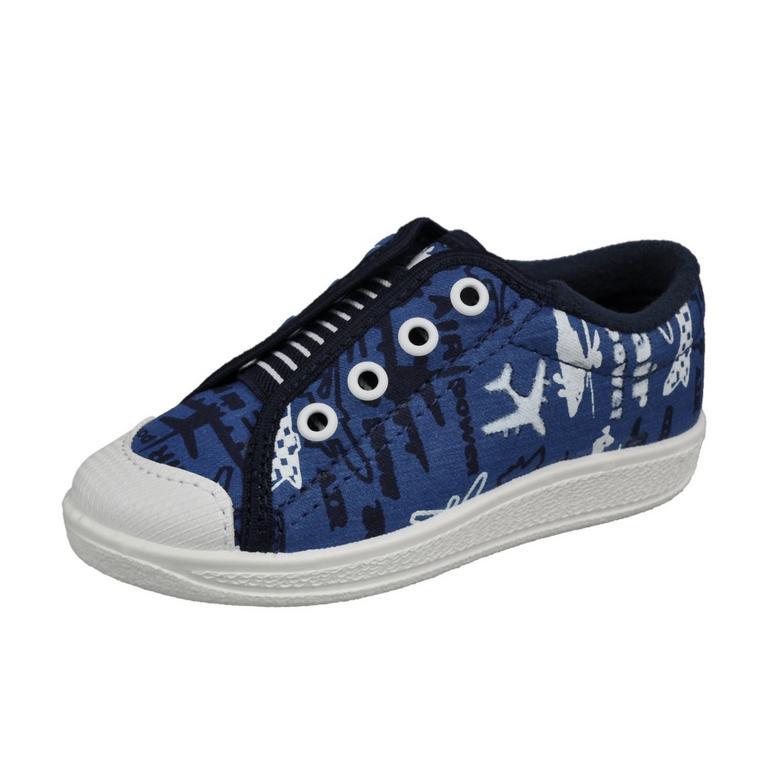 Detské modré topánky MANOL