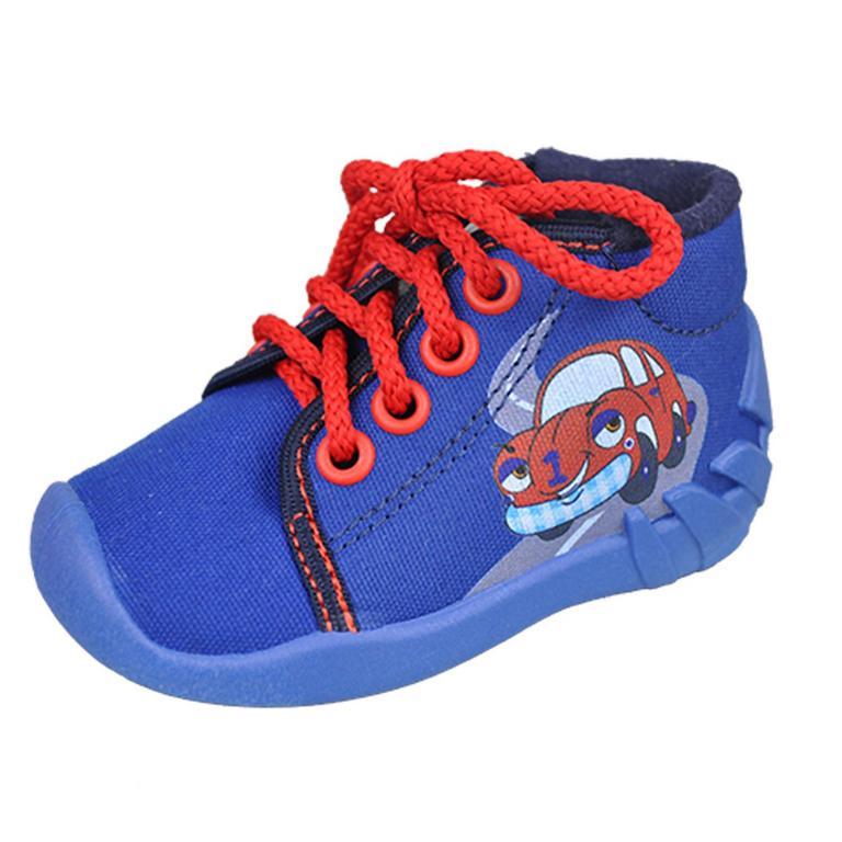 Detské modré topánky MIO