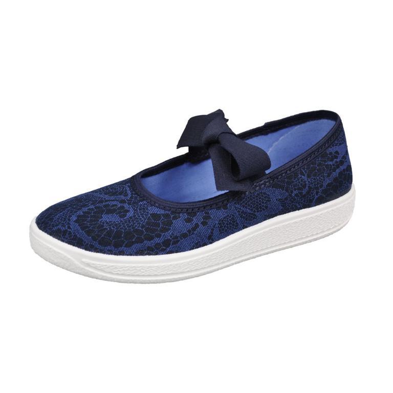 Detské modré topánky MAGI