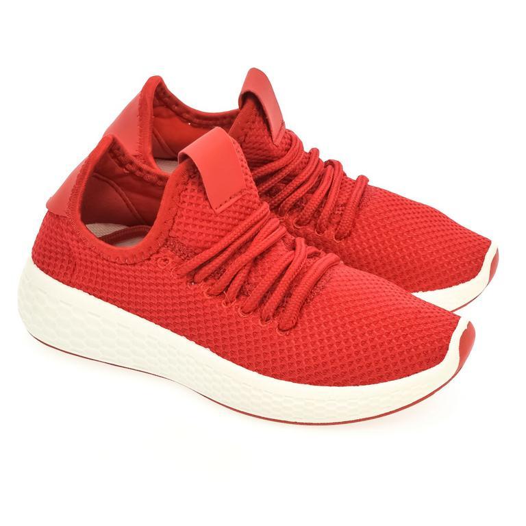 Detské červené tenisky VEREI