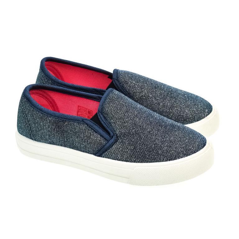 Detské modré topánky HILL