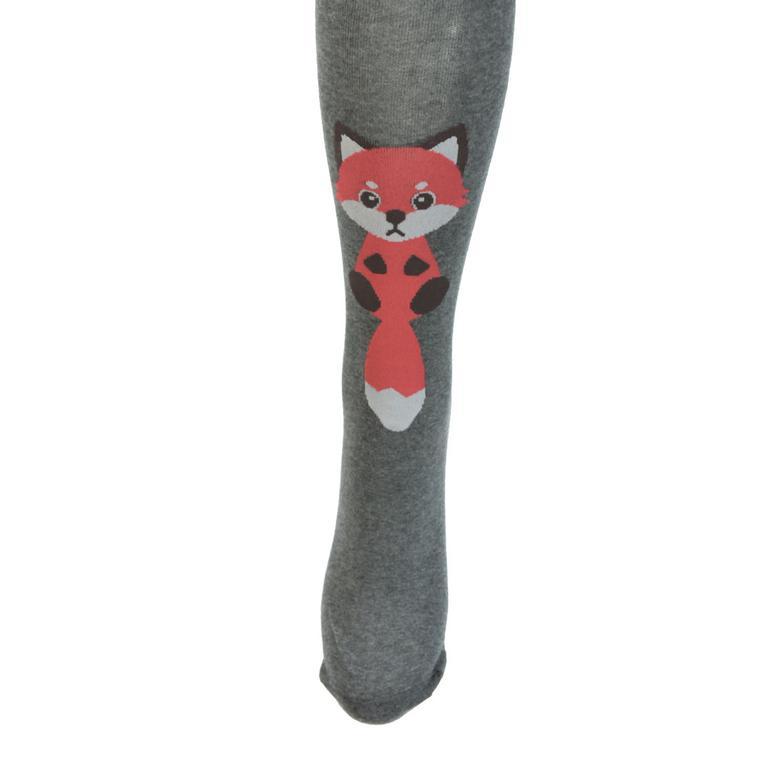 Detské sivé ponožky FOX