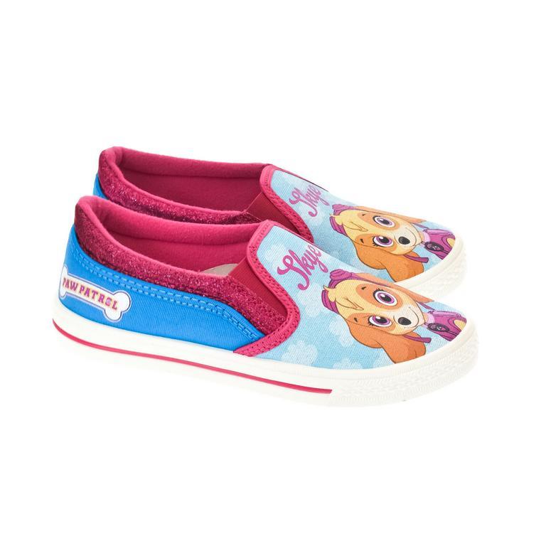 Detské modré topánky PAW