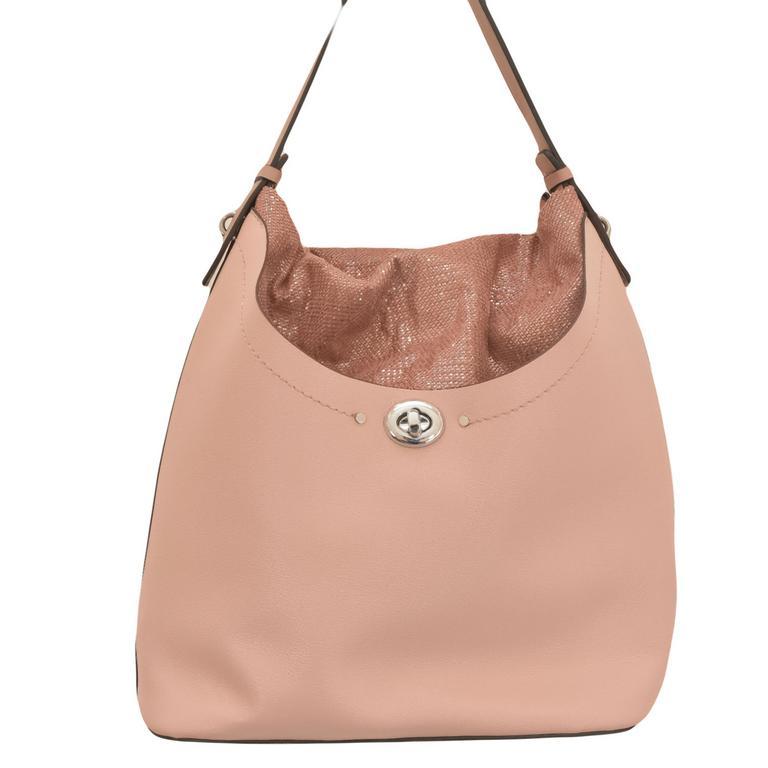 Dámska ružová kabelka MARTY
