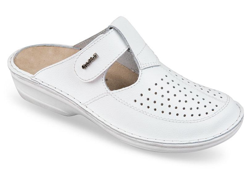 Dámske kožené papuče MJARTAN PERI