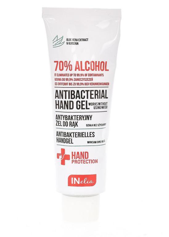 Antibakteriálny gél na ruky 100ml