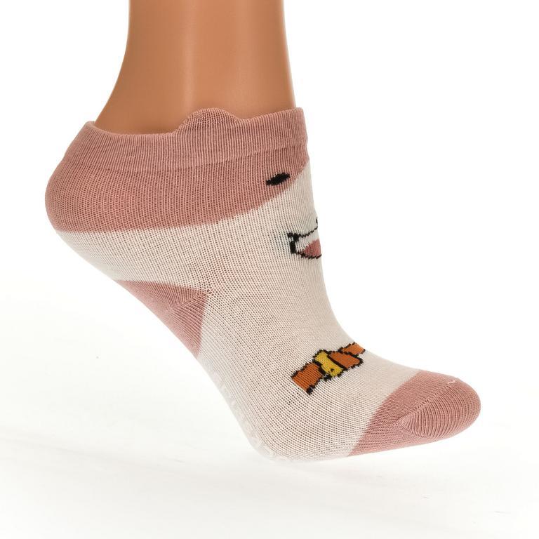 Detské ružové ponožky SMIBY