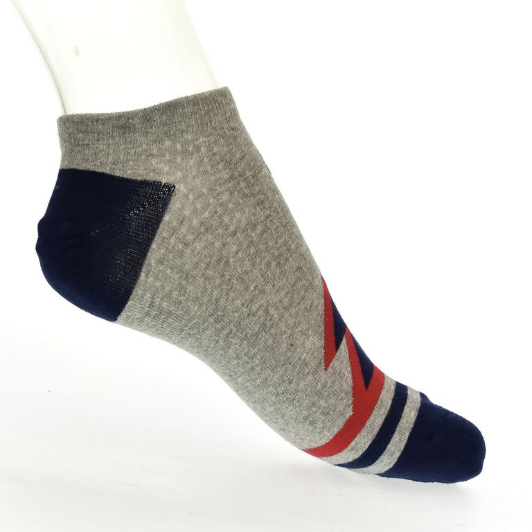 Sivo-modré ponožky AWO