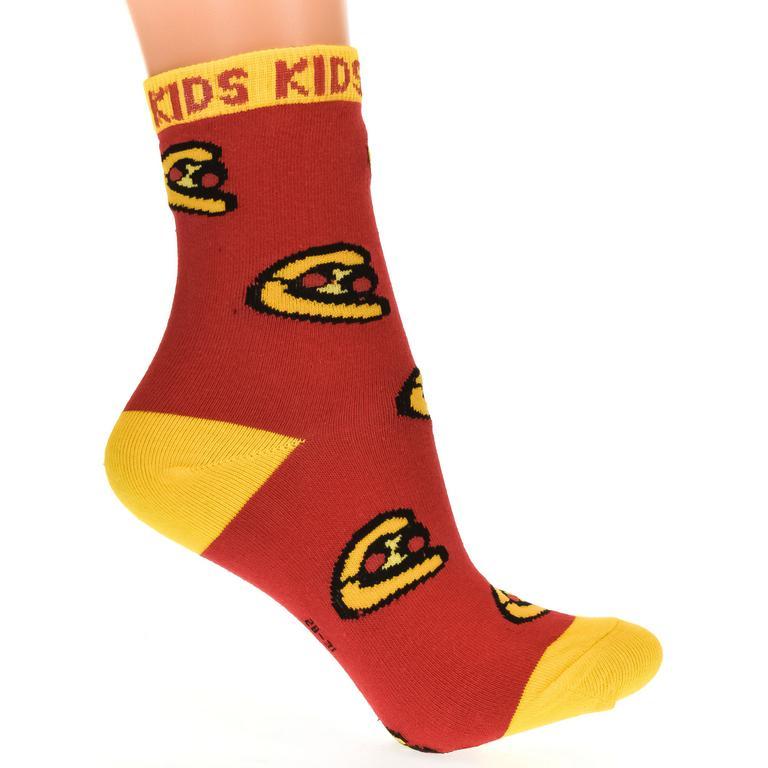Detské červené ponožky PIZ