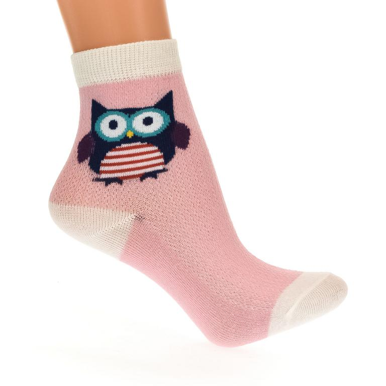 Detské ružové ponožky CIS